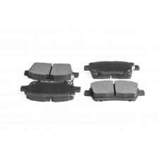 Колодки тормозные дисковые FT 1291-36BG