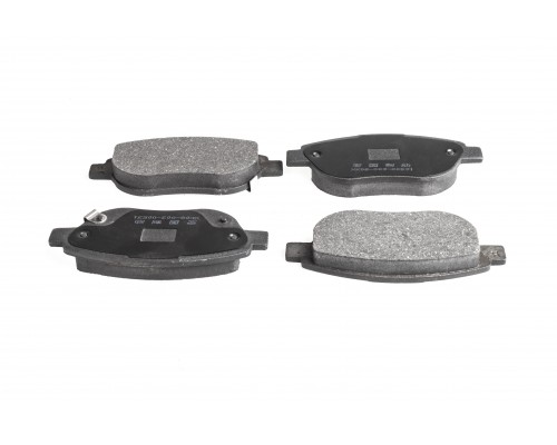 Колодки тормозные дисковые FT 1310-36BG