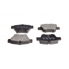 Колодки тормозные дисковые FT 1311-36BG