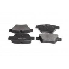 Колодки тормозные дисковые FT 1447-36BG