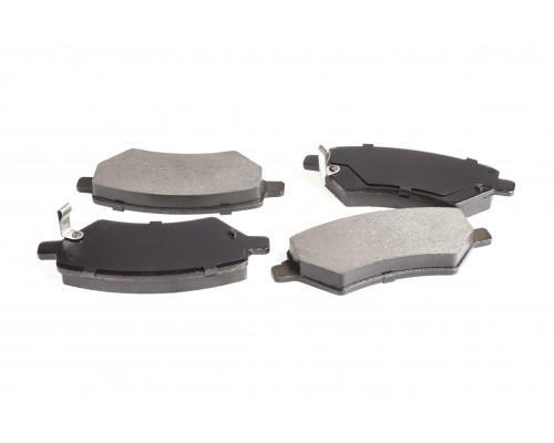 Колодки тормозные дисковые FT 3517-36BL