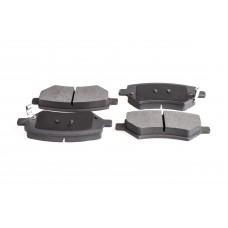 Колодки тормозные дисковые FT 3645-36BC