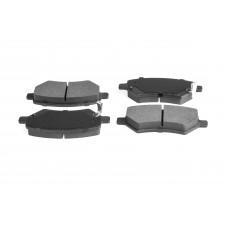 Колодки тормозные дисковые FT 3648-36BC