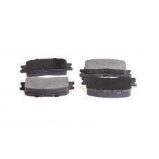 Колодки тормозные дисковые FT 3649-36BC