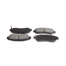 Колодки тормозные дисковые FT 4029-36BW