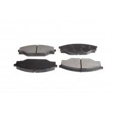 Колодки тормозные дисковые FT 4030-36BW