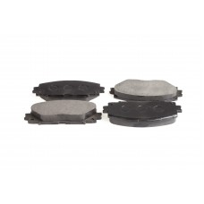 Колодки тормозные дисковые FT 4031-36BW