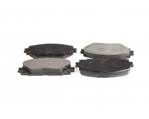 Колодки гальмівні дискові FT 4031-36BW