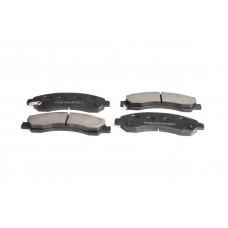 Колодки тормозные дисковые FT 4032-36BW