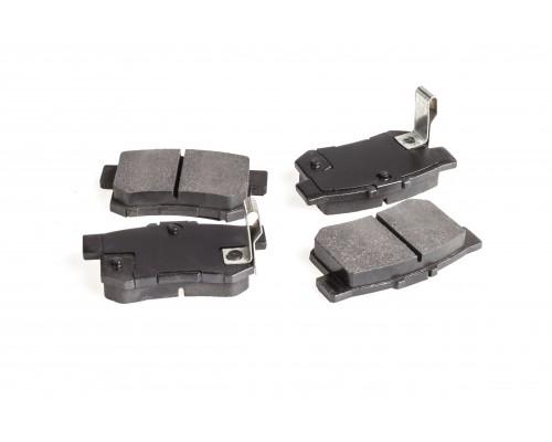 Колодки тормозные дисковые FT 4063-36BW