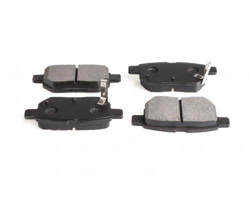 Колодки тормозные дисковые FT 4065-36BW