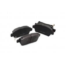Колодки тормозные дисковые FT 9701-36BW
