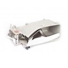 Ручка дверей без замка пластикова FT 2661-62VC