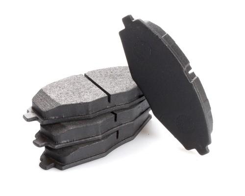 Колодки тормозные дисковые FT 3647-36BC