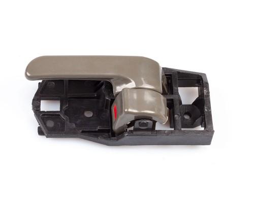Ручка дверей без замка пластикова FT 3661-62VC