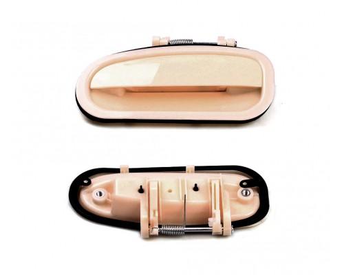 Ручка дверей без замка пластиковая FT 3709-62VG