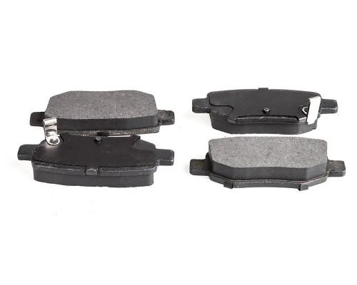 Колодки тормозные дисковые FT 3734-36BC
