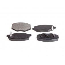 Колодки тормозные дисковые FT 3822-36BC