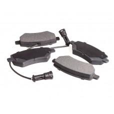 Колодки тормозные дисковые FT 3823-36BC