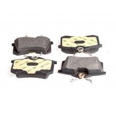 Колодки тормозные дисковые FT 3828-36BC