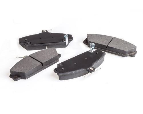 Колодки тормозные дисковые FT 4302-36BC
